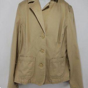 Womens Eddie Bauer Blazer/ Jacket